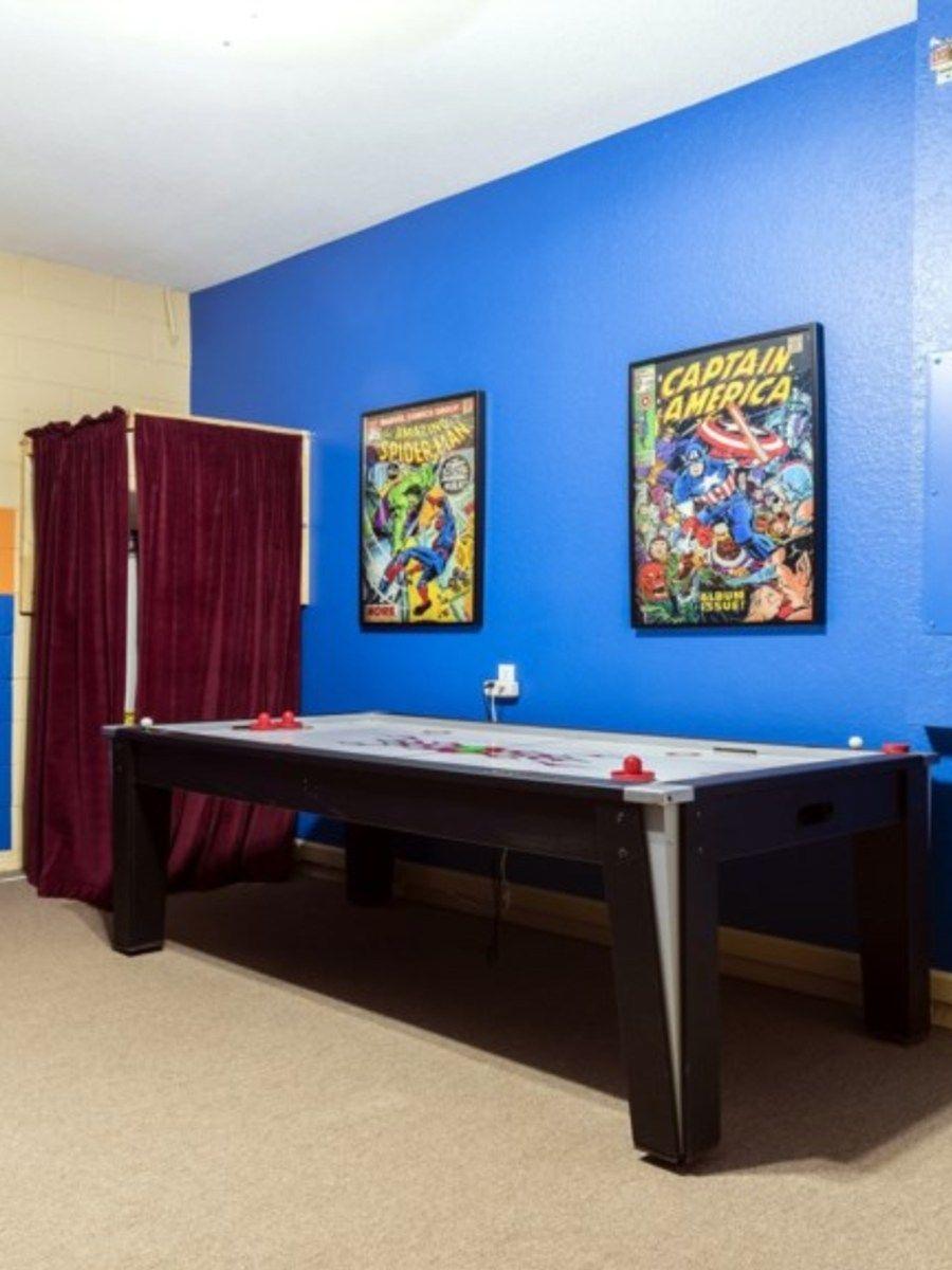 Portrait original gameroom 2