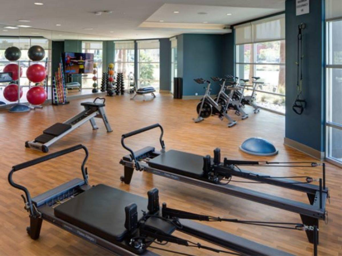 Computer original iii amenity fitnesscenter